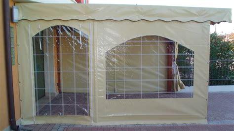 teli per gazebo in pvc chiusure laterali in pvc per gazebo e verande teloneria