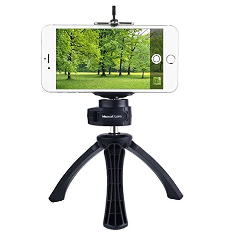 Tripod Android tripod with mount for iphone samsung android cellphone