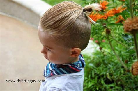 toddler boy haircut tutorial toddler bun kahleb buns babies and