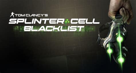 Limited Blacklist Customer splinter cell blacklist ultimate edition and collectors