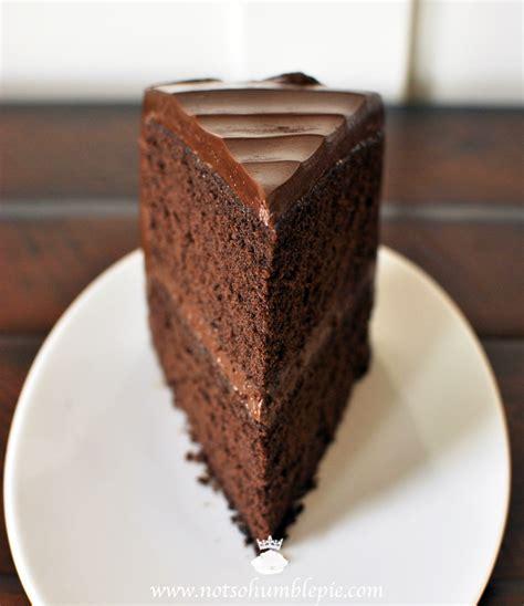 Chocoreo Cake not so humble pie big chocolate cake
