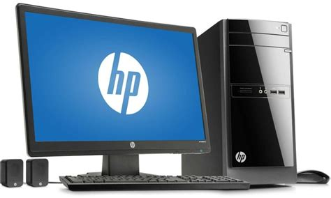 best hp computer hp desktop computer with amd processor and 21 5