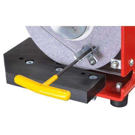 blade sharpner image gallery mower blade sharpener