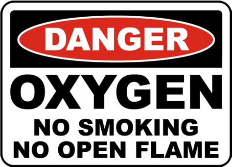 no smoking oxygen signs printable oxygen no smoking flames sign by safetysign com h3835