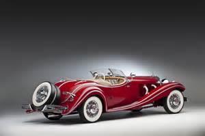 Mercedes 500 K 3 76 Million 1935 Mercedes 500 K Roadster