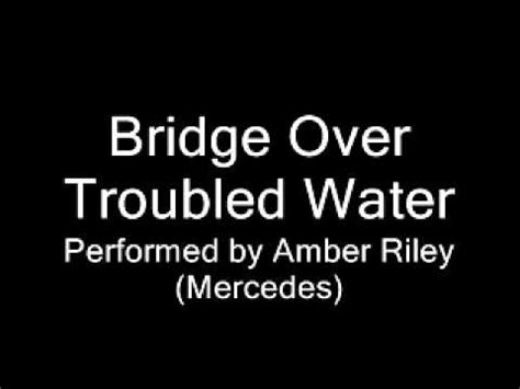 testo bridge troubled water bridge troubled water lyrics aretha franklin