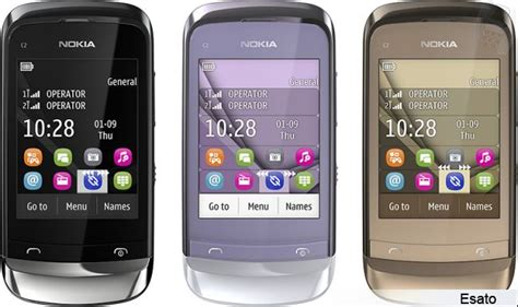 on smartphone themes nokia c2 o3 nokia c2 06 picture gallery