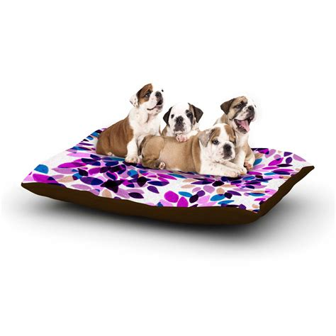 purple dog bed purple swirl dog bed dog beds dog and products dog beds
