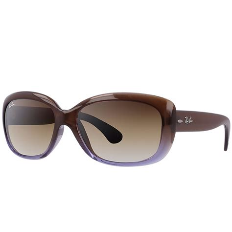 Summit Dinamic With Rayban ban womens jackie ohh sunglasses brown rb4101 860 51