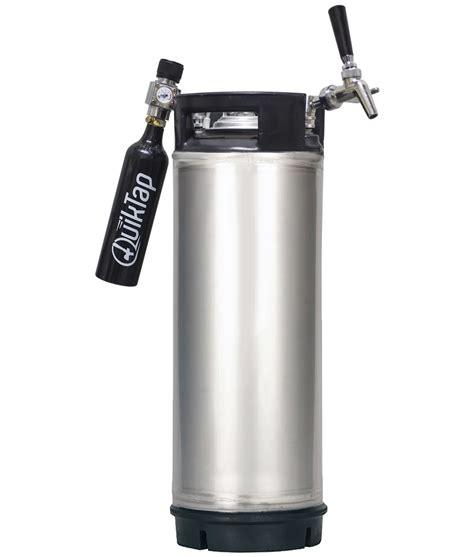 corny keg tap system quiktap cornelius