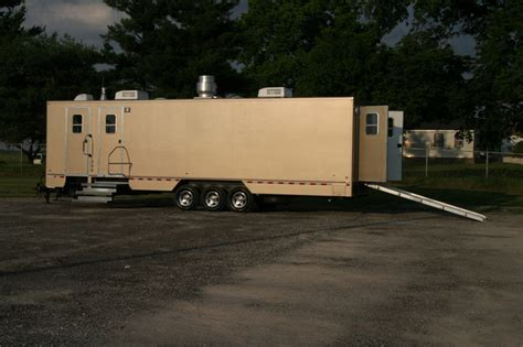 Kitchen Trailers by Commercial Kitchen Gt Overview Jag Mobile Solutions