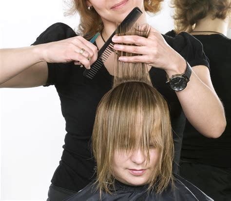 haircut deals noida cutting hair in a salon www pixshark com images