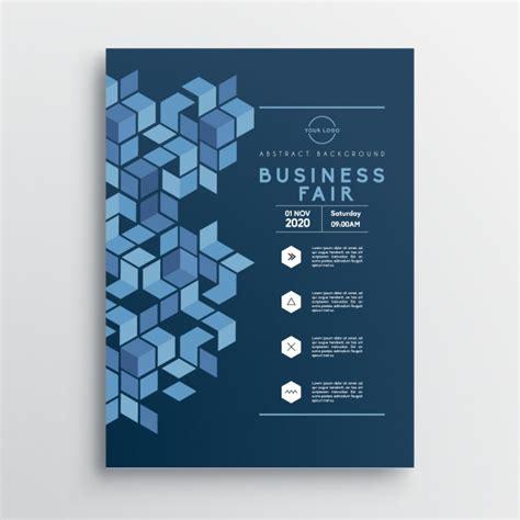 business prospectus template business brochure template vector free