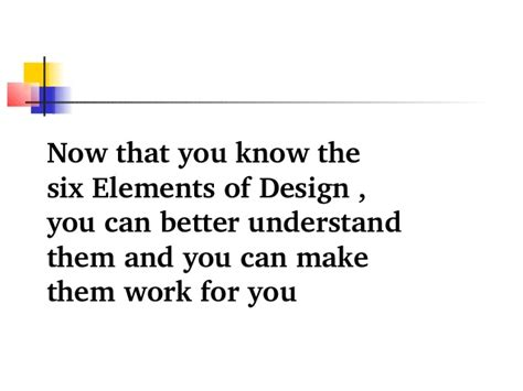 design elements and principles powerpoint elements and principles of interior design ppt