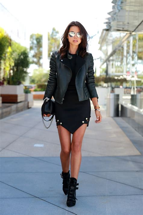 Do You Wear As Outerwear by 52 Ways To Wear A Leather Jackets 2018 Become Chic