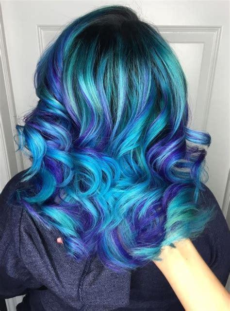 light blue hair dye 30 icy light blue hair color ideas for