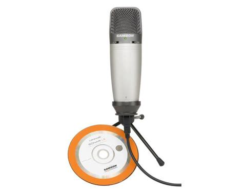 condenser microphone nz samson c03u usb studio microphone with software buy in nz