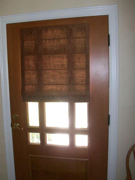 Exterior Door Shades Window Treatments Petaluma Textile Design