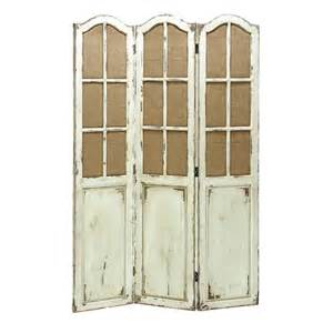Panel Room Divider Woodland Imports 71 Quot X 48 Quot Folding 3 Panel Room Divider Reviews Wayfair