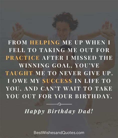 Birthday Quotes For Those Who Away Happy Birthday Dad 40 Quotes To Wish Your Dad The Best