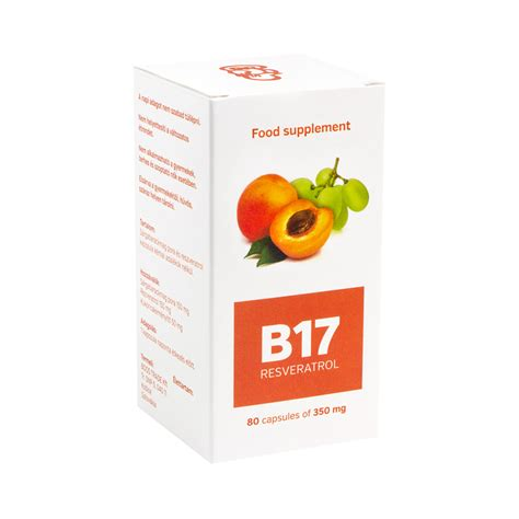 Vitamin B17 Vitamin B17 Antioxidant Resveratrol Reparex Shop Uk