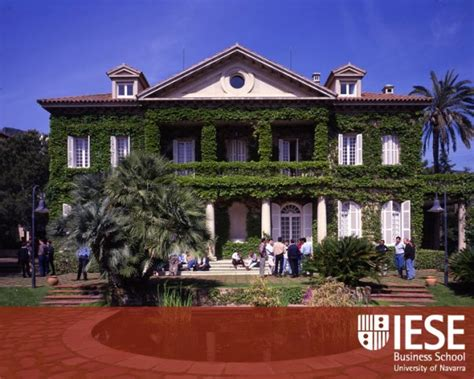 Mba Spain Barcelona by Iese Business School Events And Guide Barcelona