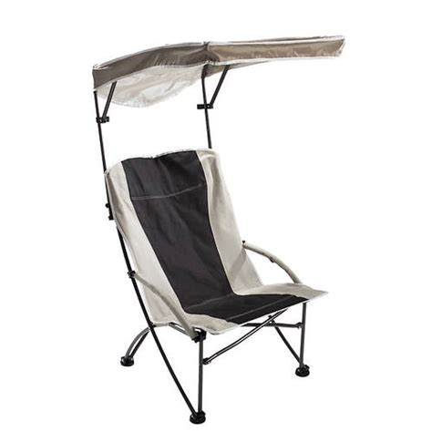 best folding chair with shade quik shade high folding c chair stoneberry