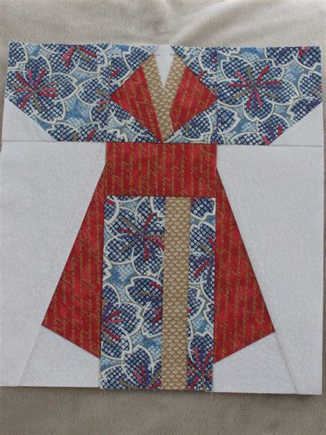Geese Kimono paper piecing beewitchinstitchin s weblog