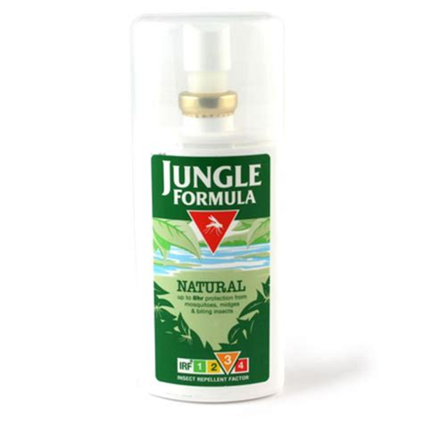 natural mosquito repellent jungle formula deet free mosquito repellent natural
