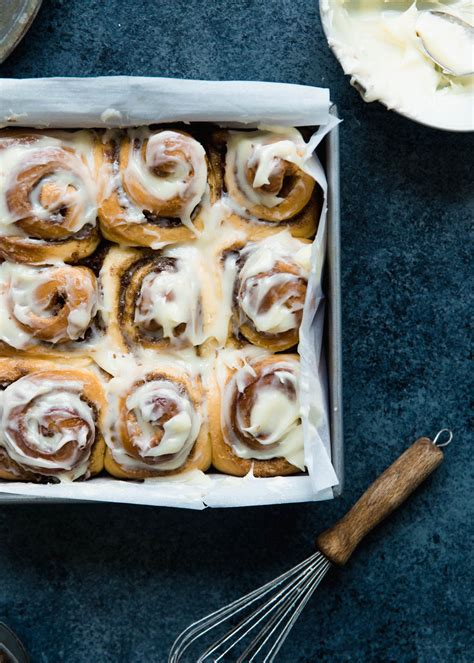 the best cinnamon the best cinnamon rolls you ll eat ambitious kitchen