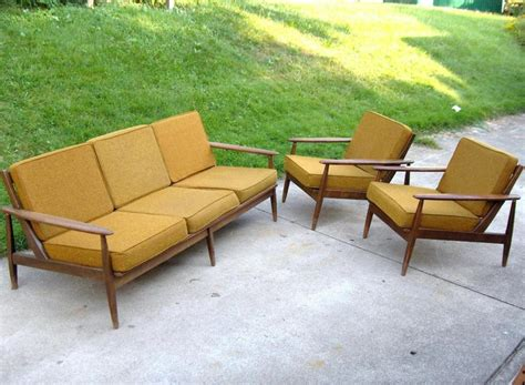 rumors lies and mid century modern outdoor furniture