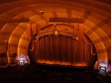 Stage Door Tour by Radio City Stage Door Tour Venues New York Ny