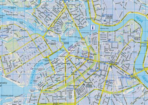 moscow map map of moscow free printable maps