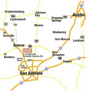boerne map hours and prices 171 cascade caverns