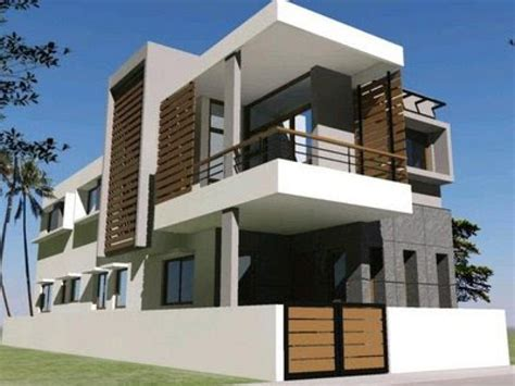 home design by architect modern residential architecture modern residential house