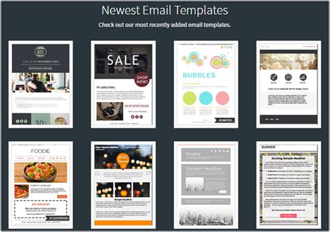 Mailchimp Templates search results for mailchimp templates calendar 2015