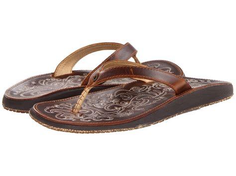 Nature Sandal Hawaii Sandals Sandals Tropical Sandals 1203 olukai paniolo at zappos