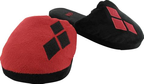 harley slippers harley quinn costume womens slippers