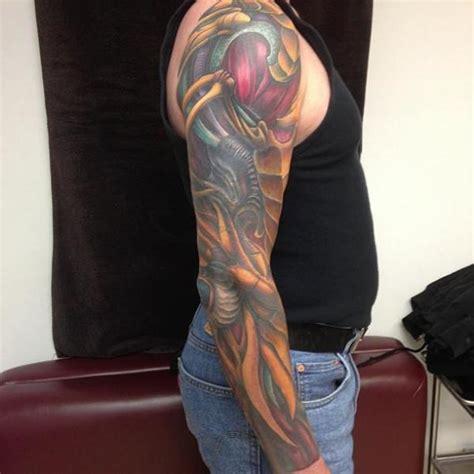 biomechanical tattoo pictures arm arm biomechanical tattoo by sakura tattoos