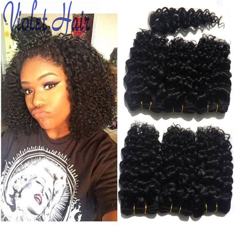 natural hairstyles for 1 inch afro cheap short style for women peruvian virgin hair afro