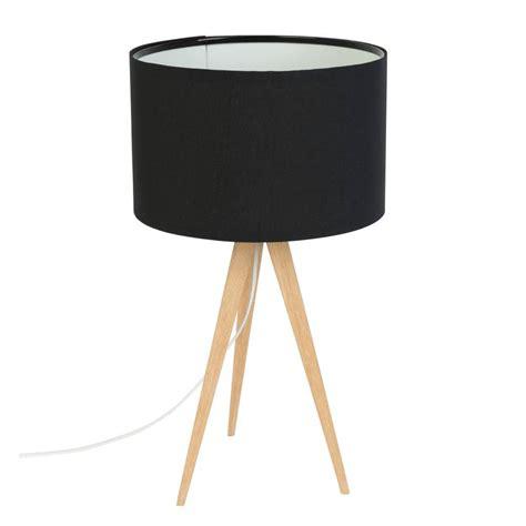 tavolo legno nero top zuiver treppiede lada da tavolo xcm legno nero with