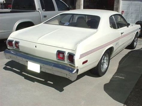 1976 Dodge Dart 4 Door by Purchase Used 1976 Dodge Dart Sport Coupe 2 Door 3 7l