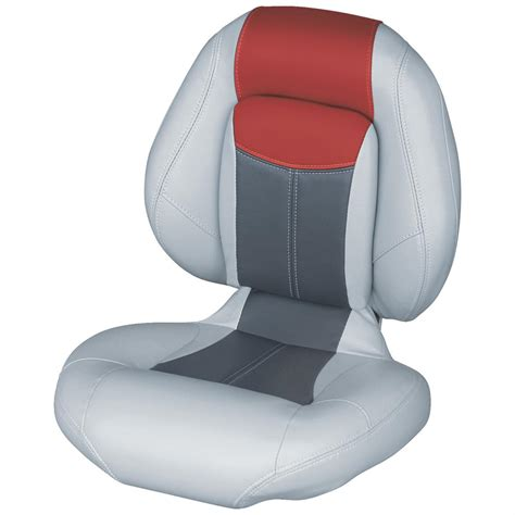 folding boat seat reviews wise blast off series centric 1 folding boat seat 203480