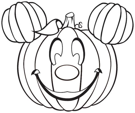 halloween coloring pages mickey disney coloring pages