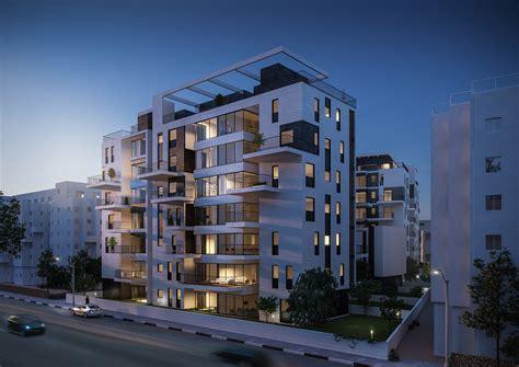Exterior Home Design Types Residential Building Ashdod Bonsai 3d Design Studio