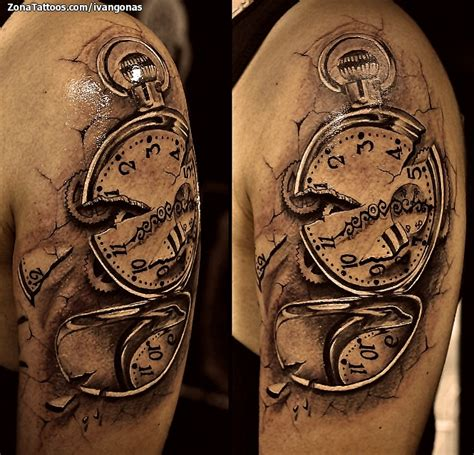 imagenes de tatuajes de relojes antiguos tatuaje de relojes