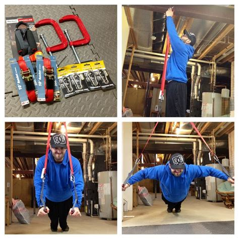 Build Your Own Garage Gym   WoodWorking Projects & Plans