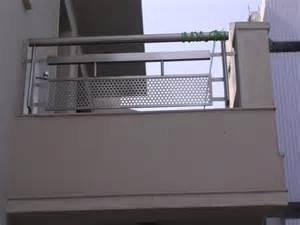 Manufactured Homes Interior Design steel balcony railing in noida uttar pradesh india