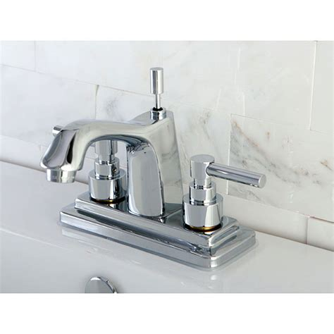 4 inch bathroom faucets chrome 4 inch centerset bathroom faucet 13709546 overstock com shopping great
