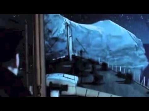 film titanic intero in italiano titanic iceberg scene hishe youtube